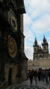 Prague Astronomical Clock 2014