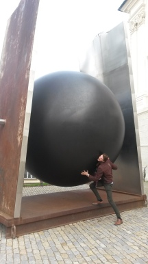 Huge Ball (Prague) 2014