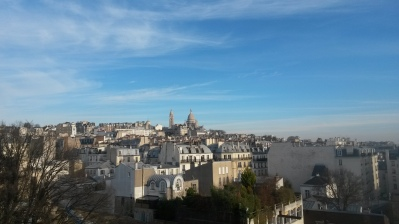 A View of Sacre Coeur 2, Paris 2015