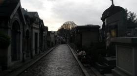 Mont Martre Cemetary, Paris 2015