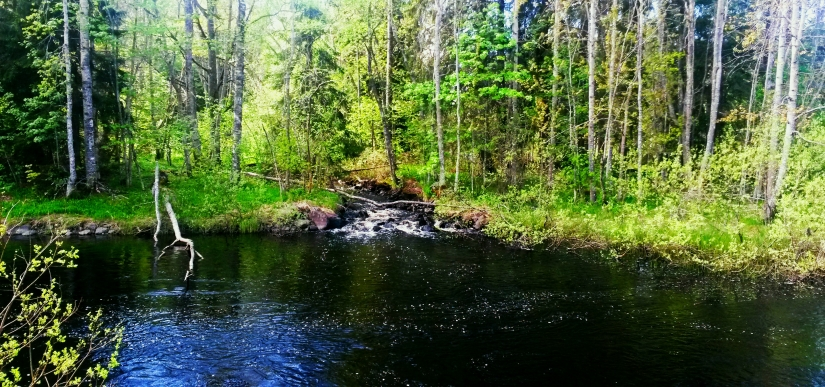 River Ghost: APoem