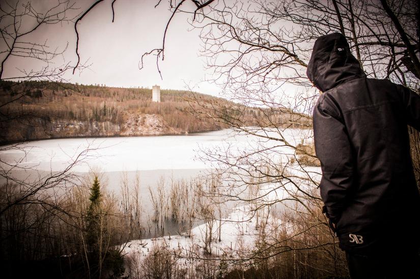 Grängesberg Ghost Town